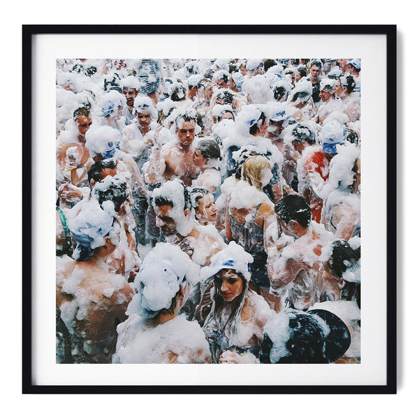 Foam Party Fun - Art Prints by Post Collective - 1