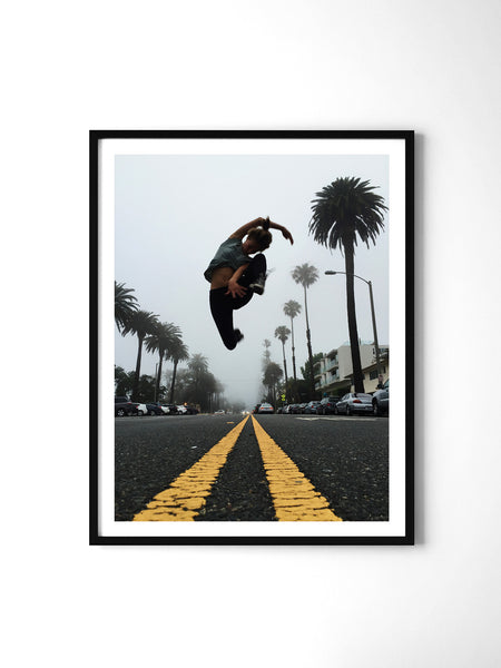 Fog - Art Prints by Post Collective - 2