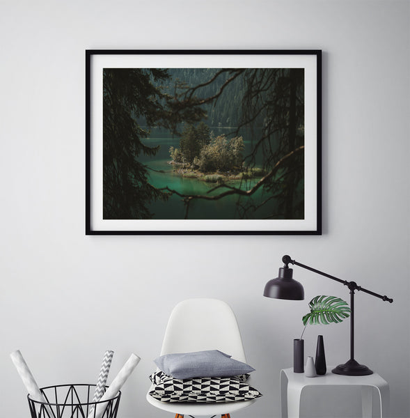 Framed By Nature - Art Prints by Post Collective - 5