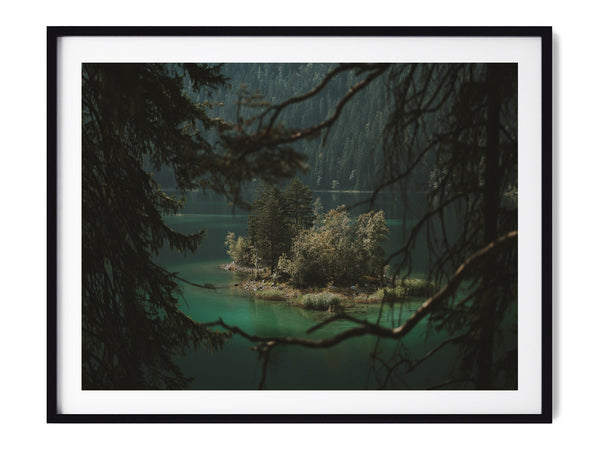Framed By Nature - Art Prints by Post Collective - 1