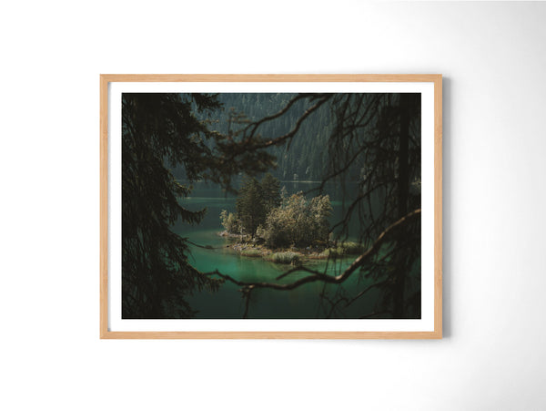 Framed By Nature - Art Prints by Post Collective - 3