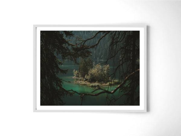 Framed By Nature - Art Prints by Post Collective - 4