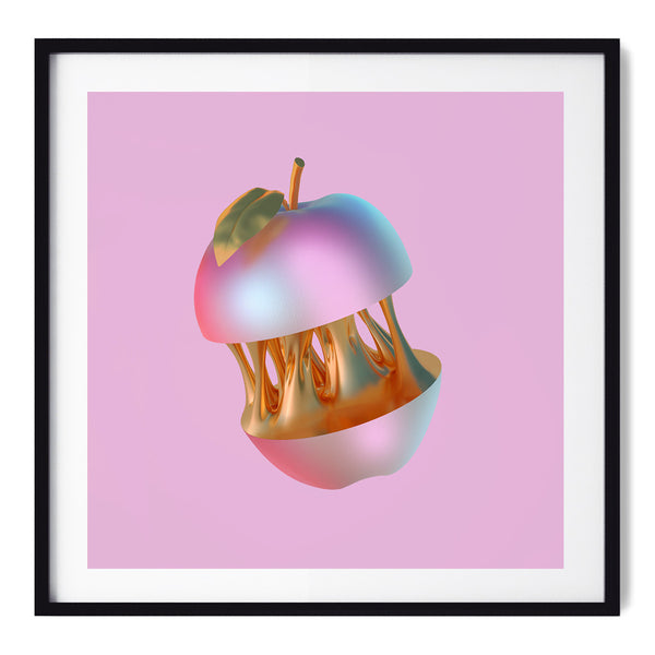 Fresh To The Core - Art Prints by Post Collective - 1