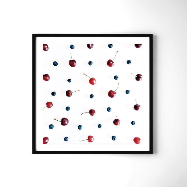 Fruity Salad - Art Prints by Post Collective - 2