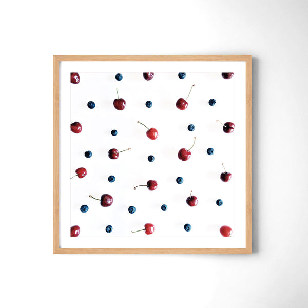 Fruity Salad - Art Prints by Post Collective - 3