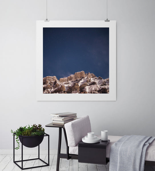 Full Moon - Art Prints by Post Collective - 3