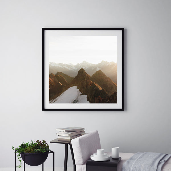 Glory Peaks - Art Prints by Post Collective - 5