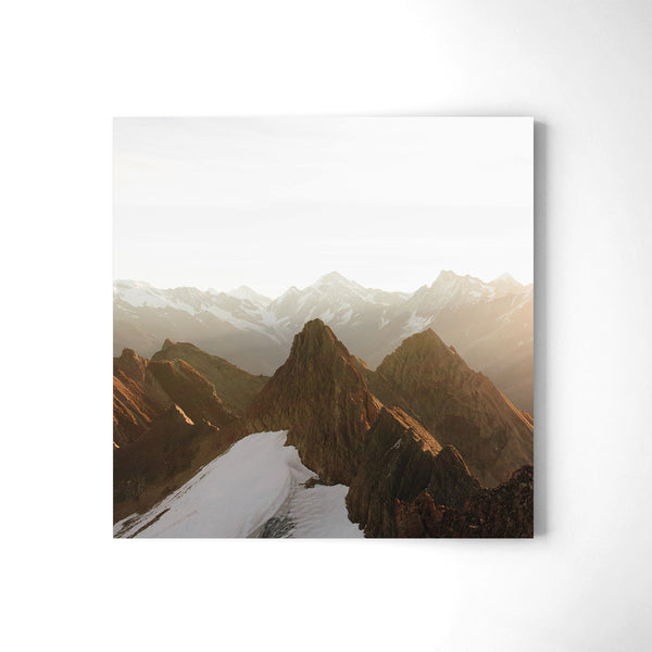 Glory Peaks - Art Prints by Post Collective - 2