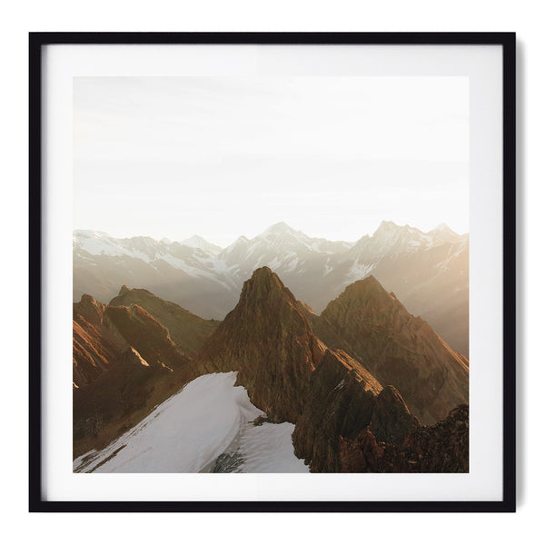 Glory Peaks - Art Prints by Post Collective - 1