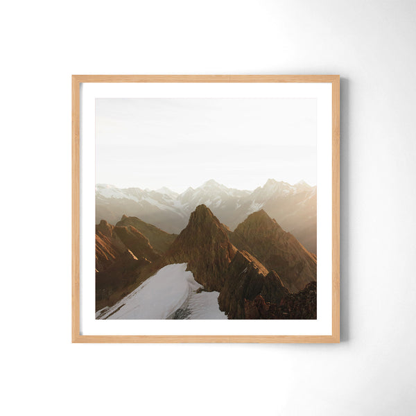 Glory Peaks - Art Prints by Post Collective - 3