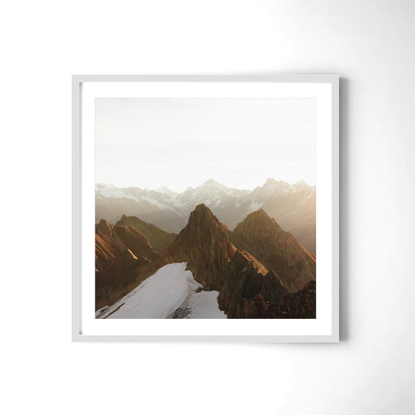 Glory Peaks - Art Prints by Post Collective - 4