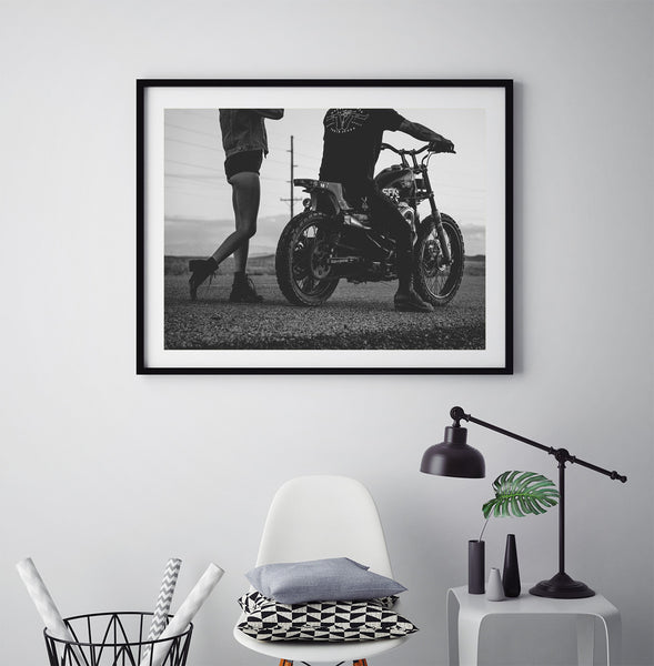 Going My Way - Art Prints by Post Collective - 5