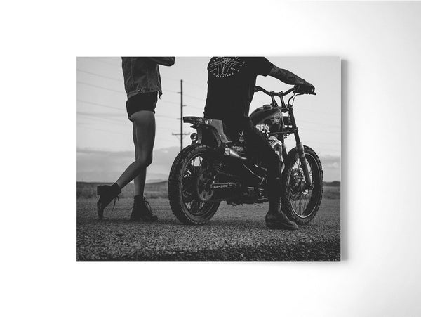 Going My Way - Art Prints by Post Collective - 2