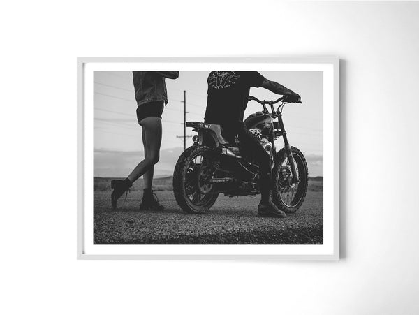 Going My Way - Art Prints by Post Collective - 4