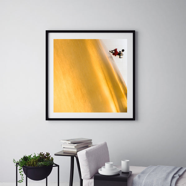 Golden Drop - Art Prints by Post Collective - 5