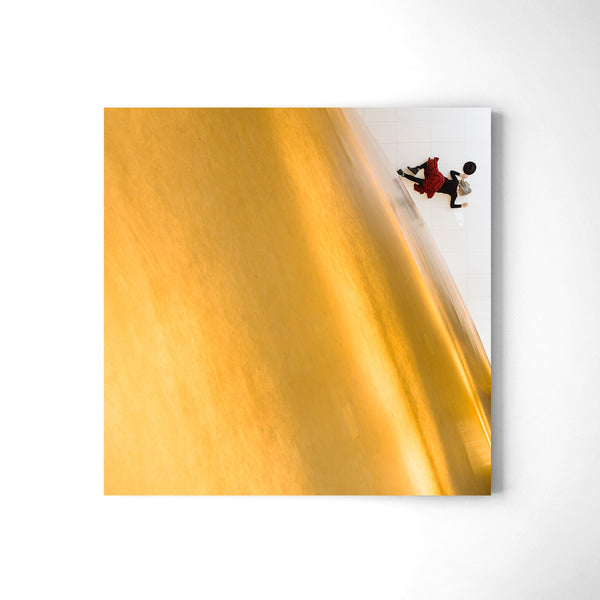 Golden Drop - Art Prints by Post Collective - 2