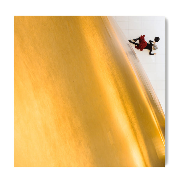 Golden Drop - Art Prints by Post Collective - 1