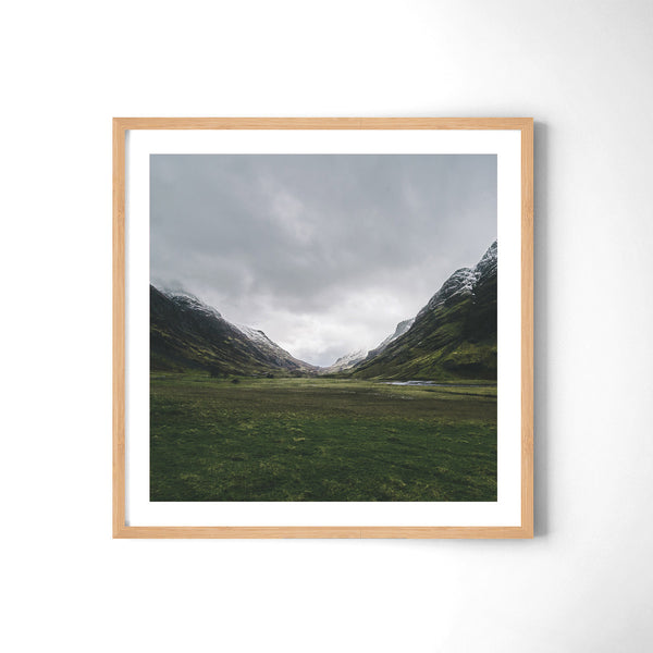 Green Glencoe - Art Prints by Post Collective - 3