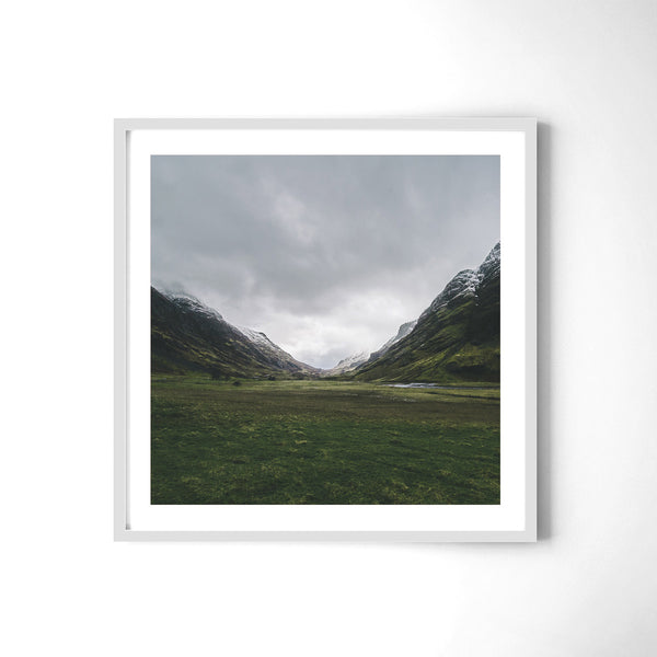 Green Glencoe - Art Prints by Post Collective - 4