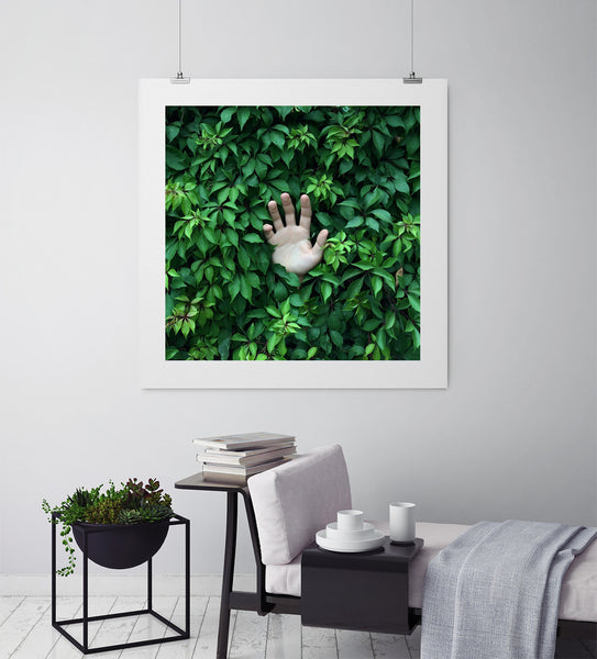 Green - Art Prints by Post Collective - 3
