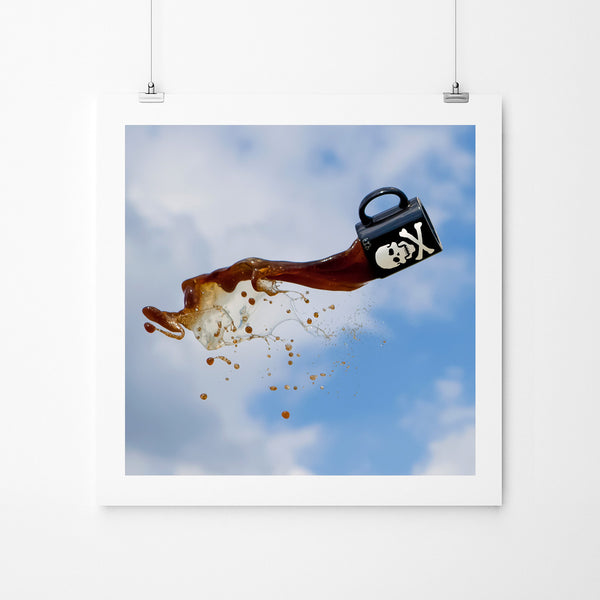 Happy Monday - Art Prints by Post Collective - 2
