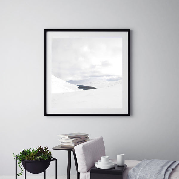 Hidden Lake In The Mamores - Art Prints by Post Collective - 5