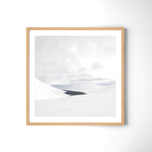 Hidden Lake In The Mamores - Art Prints by Post Collective - 3