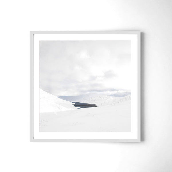 Hidden Lake In The Mamores - Art Prints by Post Collective - 4