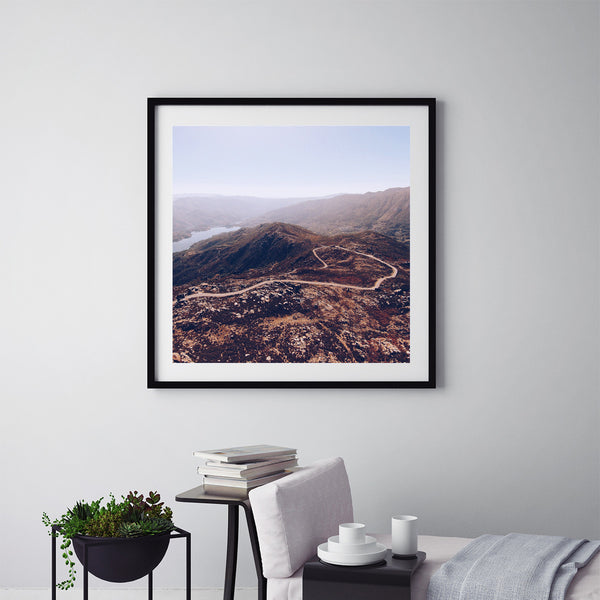 High Mountain Flight - Art Prints by Post Collective - 5