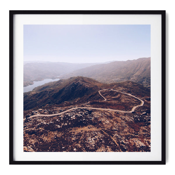 High Mountain Flight - Art Prints by Post Collective - 1