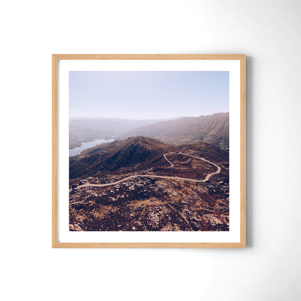 High Mountain Flight - Art Prints by Post Collective - 3