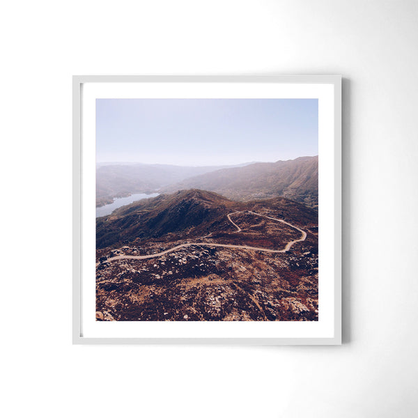 High Mountain Flight - Art Prints by Post Collective - 4