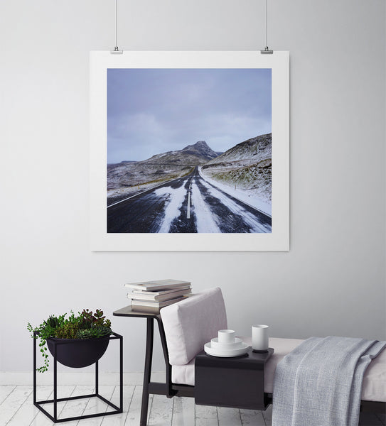 Hit The Road - Art Prints by Post Collective - 3