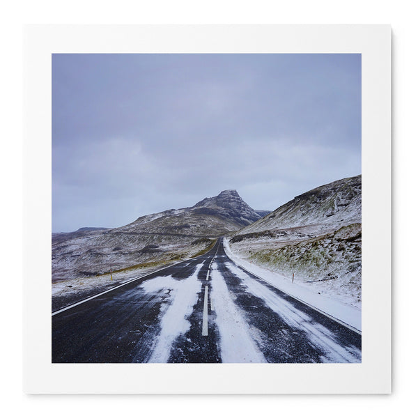 Hit The Road - Art Prints by Post Collective - 1