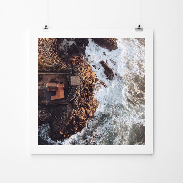 Holy Waters - Art Prints by Post Collective - 2
