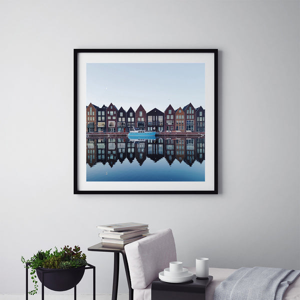 Hometown Haarlem - Art Prints by Post Collective - 5