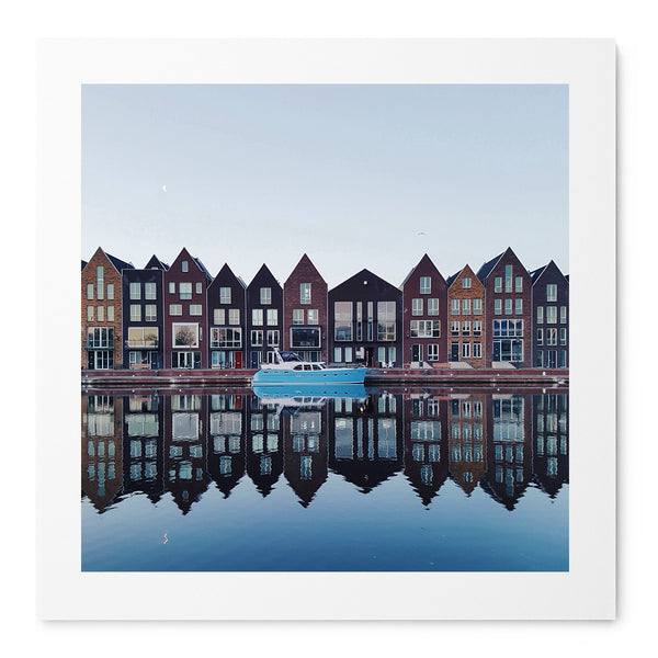 Hometown Haarlem - Art Prints by Post Collective - 1