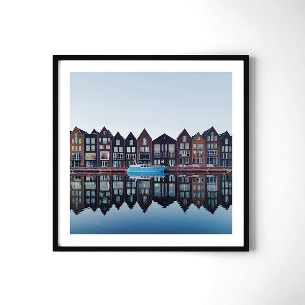 Hometown Haarlem - Art Prints by Post Collective - 2