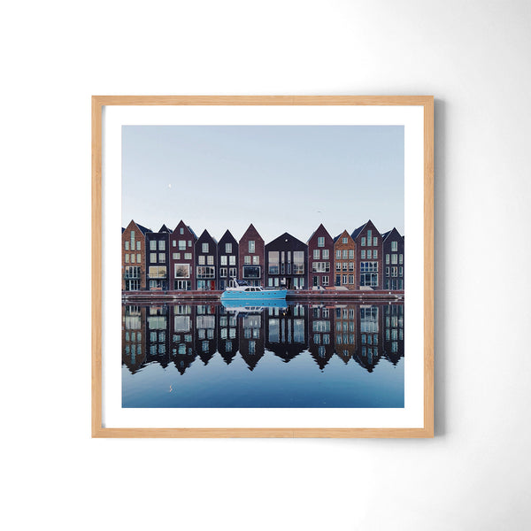 Hometown Haarlem - Art Prints by Post Collective - 3