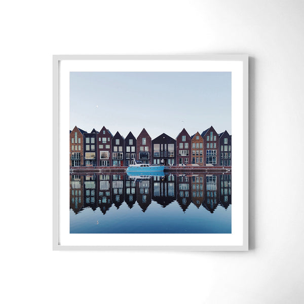 Hometown Haarlem - Art Prints by Post Collective - 4