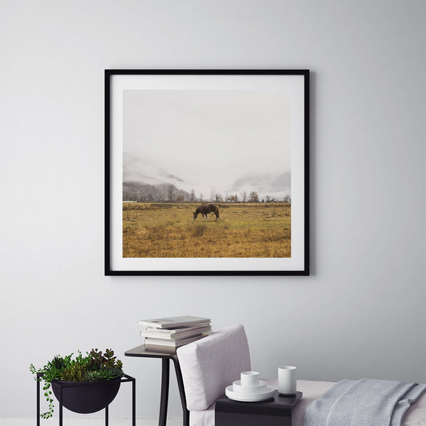 Horse - Art Prints by Post Collective - 5