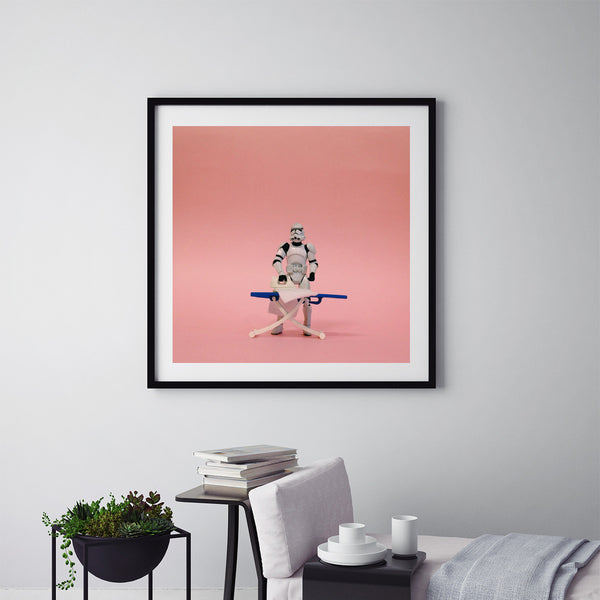 Housetrooper - Art Prints by Post Collective - 5