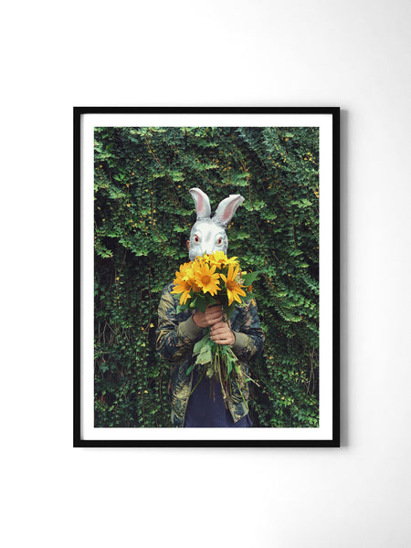 I Am Heartbreaker - Art Prints by Post Collective - 2