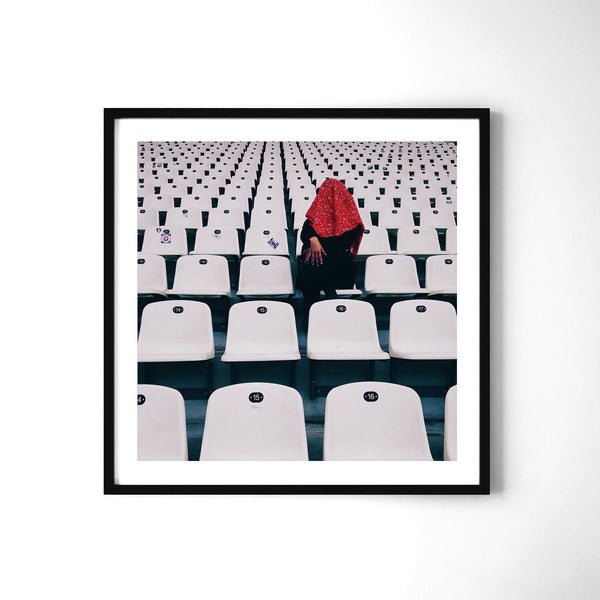 I Dreamed Of Football - Art Prints by Post Collective - 2