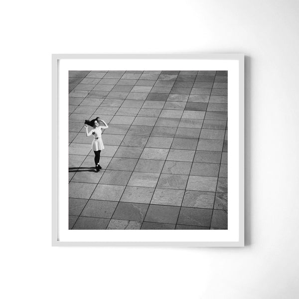 Icarus In A White Dress - Art Prints by Post Collective - 4