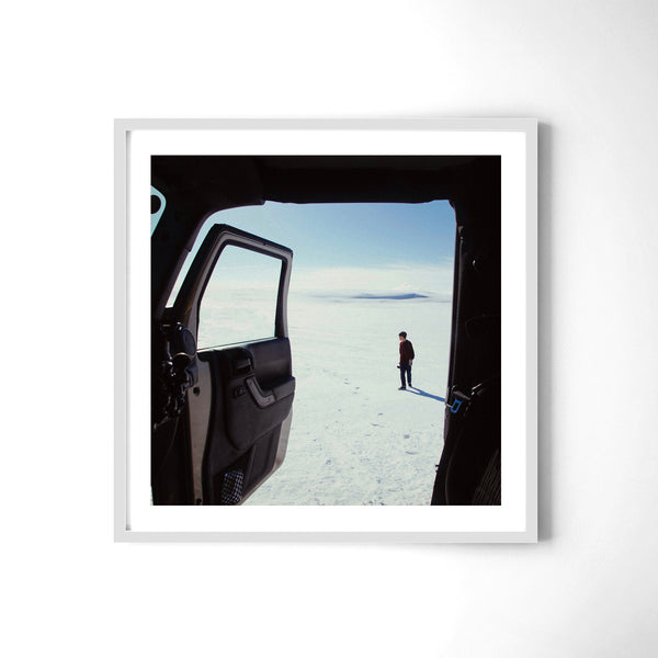 Icelandic-Plateau - Art Prints by Post Collective - 4