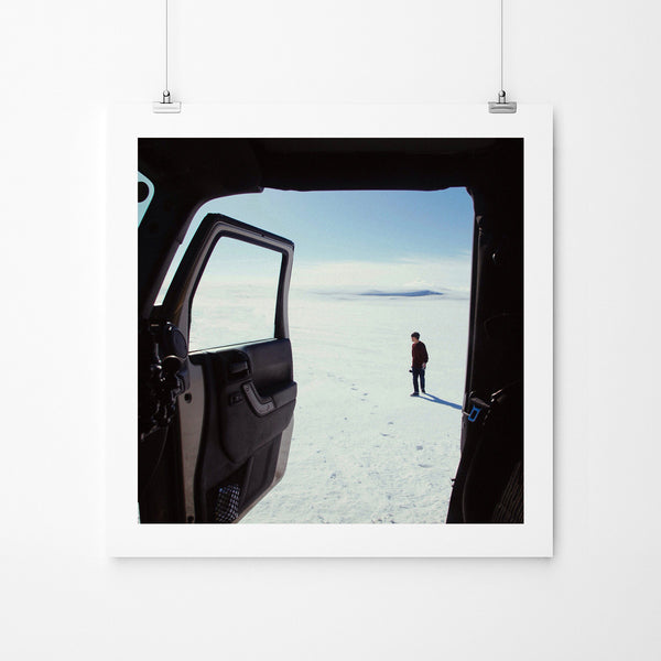 Icelandic-Plateau - Art Prints by Post Collective - 2