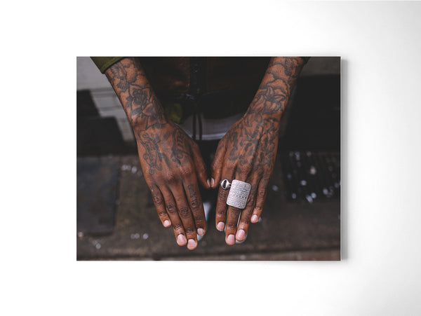 Inked Up - Art Prints by Post Collective - 2