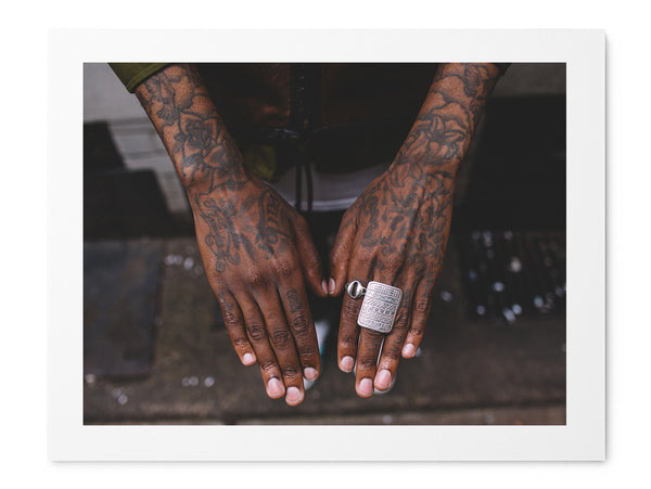 Inked Up - Art Prints by Post Collective - 1