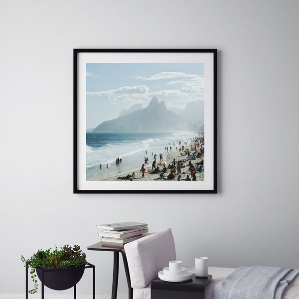 Ipanema Everyday Life - Art Prints by Post Collective - 5